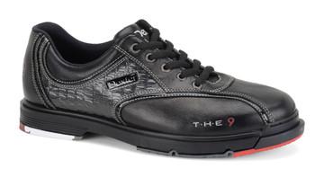 Dexter T.H.E. 9 Mens Bowling Shoes Black side view