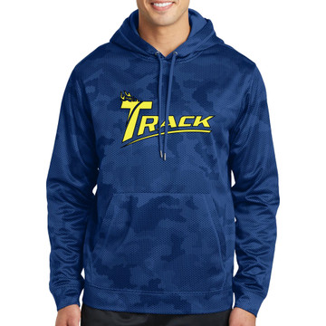 Track Commuter T Fleece Hooded Pullover