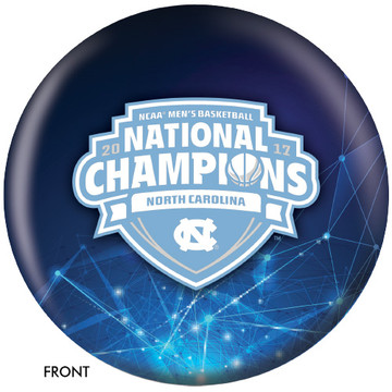OTB NCAA North Carolina 2017 National Championship Bowling Ball