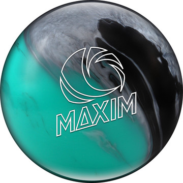 Ebonite Maxim Bowling Ball Sea Foam