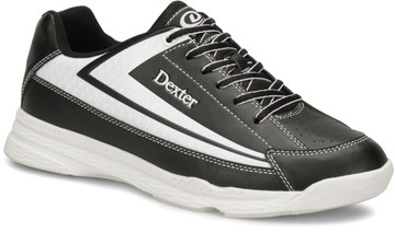 Dexter Jack II Jr.  Bowling Shoes Youth Black White