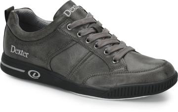 Dexter Dave Mens Bowling Shoes Grey