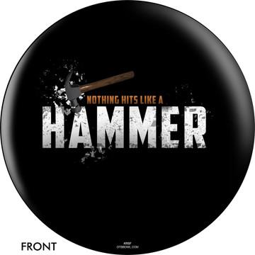 Hammer Tagline Polyester Bowling Ball