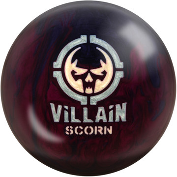 Villain Scorn Front View