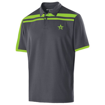Roto Grip Charge Performance Mens Polo