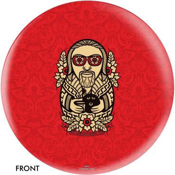 OTB Big Lebowski The Dude Bowling Ball