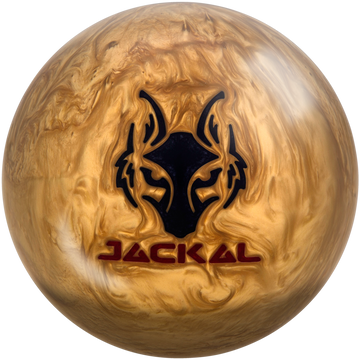 Motiv Jackal Gold Pearl Bowling Ball
