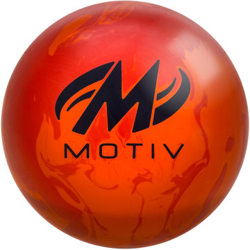 Venom Recoil Bowling Ball Back View