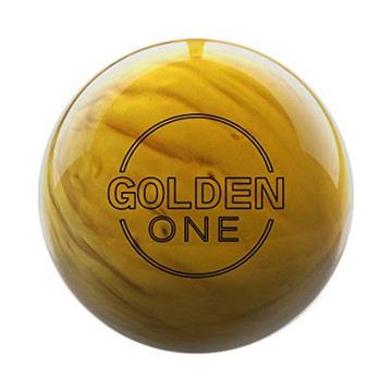 Ebonite Golden One Bowling Ball Limited Edition GOLD SUPER RARE