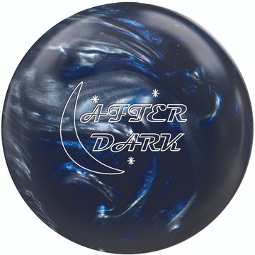 After Dark Pearl Bowling Ball Front View