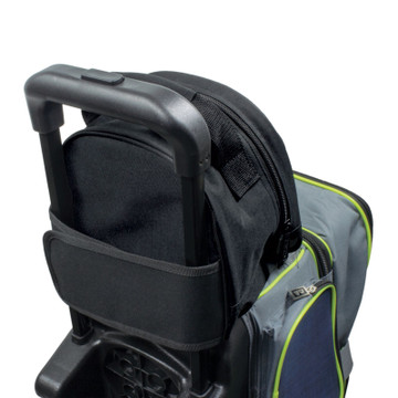 Brunswick Sidekick 1 Ball Single Tote Bowling Bag Black