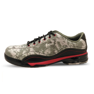 Hammer Force Camo R.E.D. Bowling Shoes Side View
