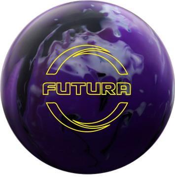Ebonite Futura Bowling Ball Front View