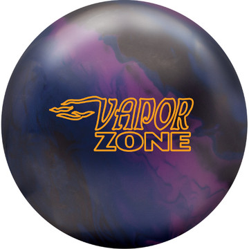 Brunswick Vapor Zone Solid Bowling Ball Front View