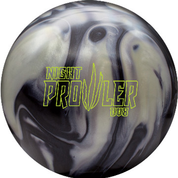 DV8 Night Prowler Bowling Ball Front View