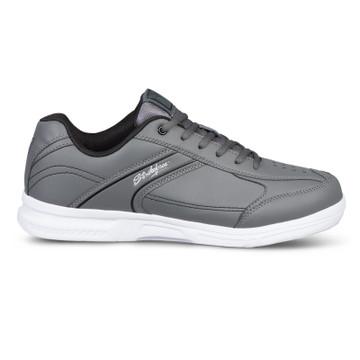 KR Strikeforce Flyer Lite Mens Bowling Shoes Slate Black