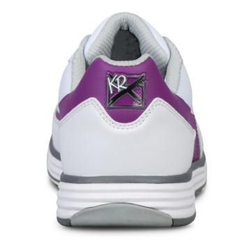 KR Strikeforce Flex Women's Bowling Shoes White Grape