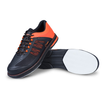 Hammer Rogue Mens Performance Bowling Shoes Black Orange
