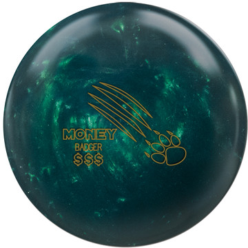 900 Global Money Badger Bowling Ball