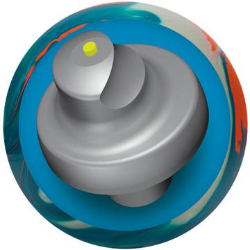 Radical Squatch Hybrid Bowling Ball Core View