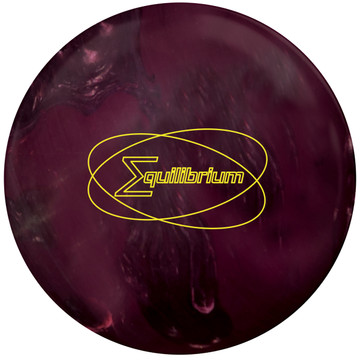 900 Global Equilibrium Bowling Ball Front View