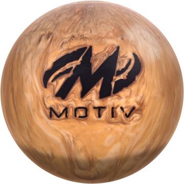 Motiv Desert Tank Bowling Ball Back View