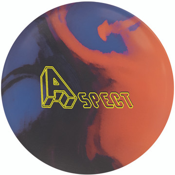 900 Global Aspect Bowling Ball Front View