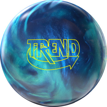 Storm Trend Bowling Ball Front View