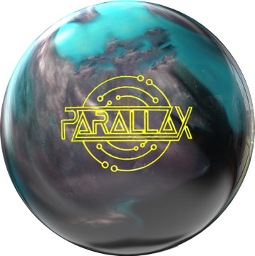Storm Parallax Bowling Ball Front View