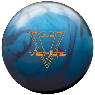 DV8 Verge Pearl Bowling Ball Front View