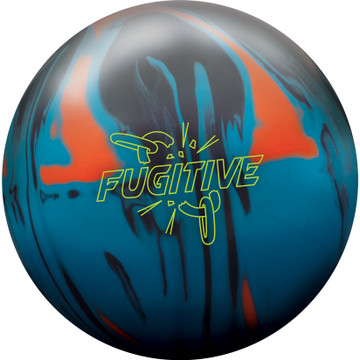 Hammer Fugitive Solid Bowling Ball Front View