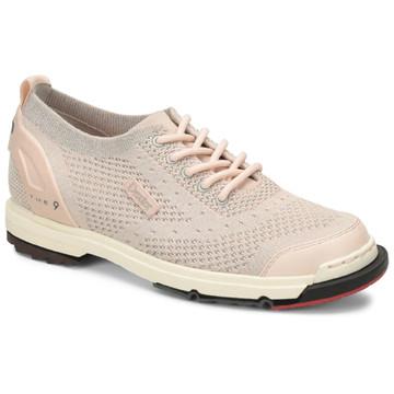 Dexter THE 9 ST Women's Bowling Shoes Peach Silver
