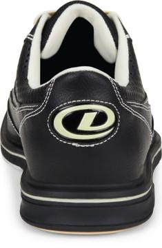 Dexter Turbo Pro Mens Bowling Shoes Black