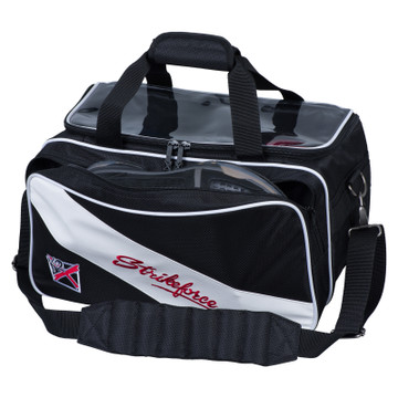 KR Strikeforce Fast Double Tote Bowling bag with shoes pocket