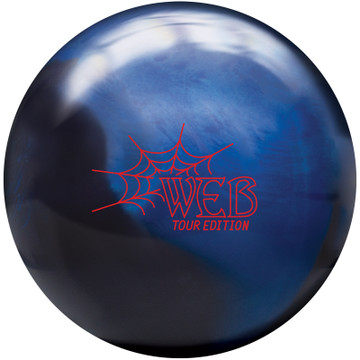 Hammer Web Tour Edition Hybrid Bowling Ball Front View
