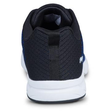 KR Strikeforce Aviator Mens Bowling Shoes Black Blue