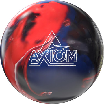 Storm Axiom Pearl Bowling Ball Front View