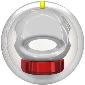 Storm Parallax Effect Bowling Ball Core View