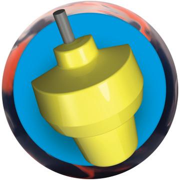 Radical Pandemonium Solid Bowling Ball Core View