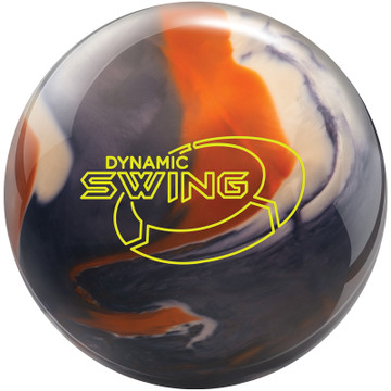 Columbia 300 Dynamic Swing Pearl Bowling Ball Front View