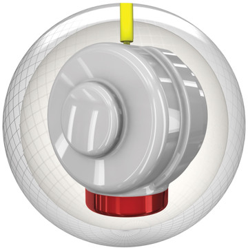 Storm Dark Code Bowling Ball Core View