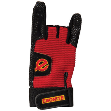 Ebonite React/Rx Bowling Glove Right Hand Red