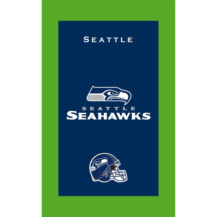 KR NFL Bowling Towel Seattle Seahawks
