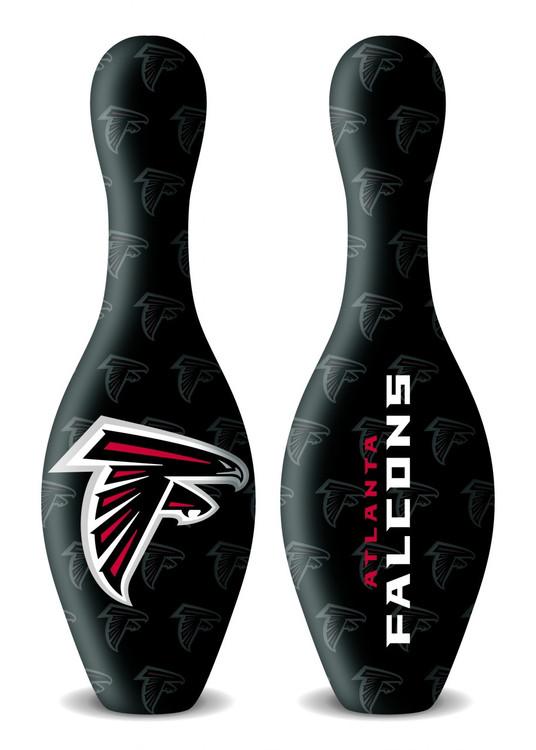 OTB NFL Bowling Pin Atlanta Falcons