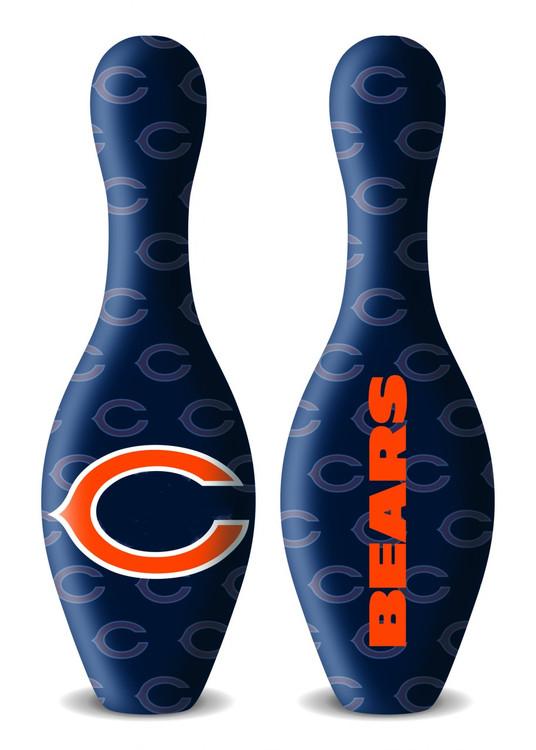 OTB NFL Bowling Pin Chicago Bears