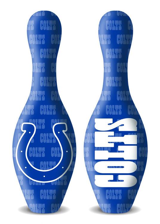OTB NFL Bowling Pin Indianapolis Colts