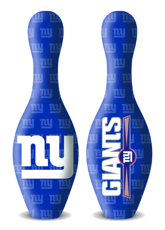 OTB NFL Bowling Pin New York Giants