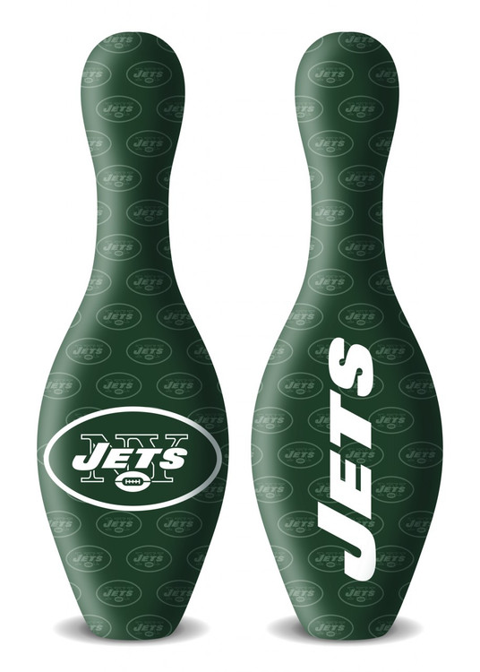 OTB NFL Bowling Pin New York Jets