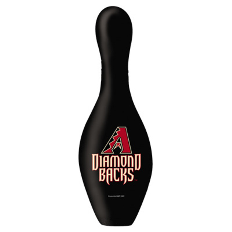 OTB MLB Bowling Pin Arizona Diamondbacks Front