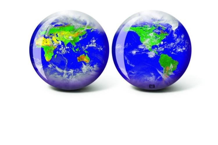 Brunswick World Viz a Ball Bowling Ball